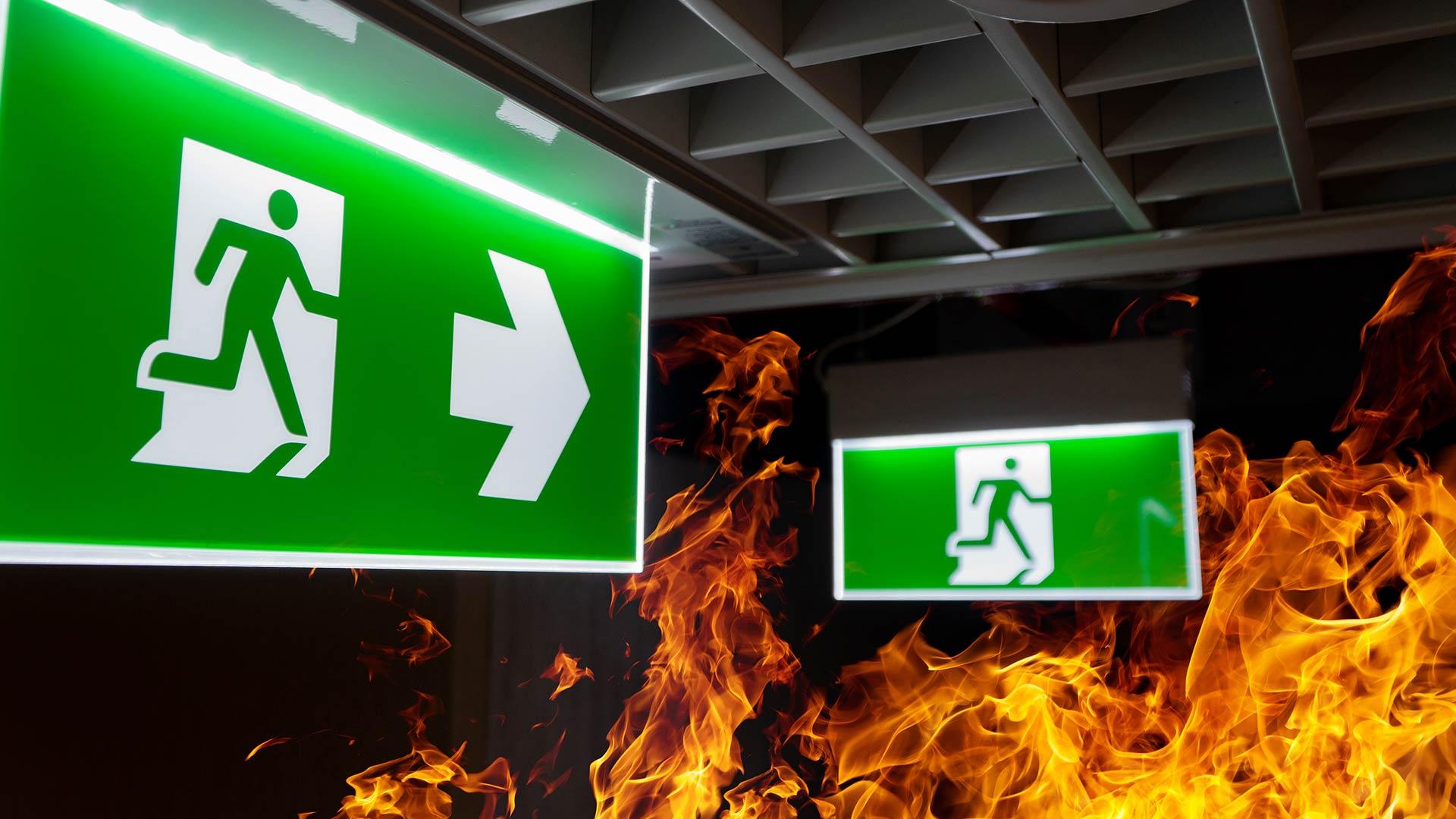 Видеоурок «Требования пожарной безопасности вработе декоратора»