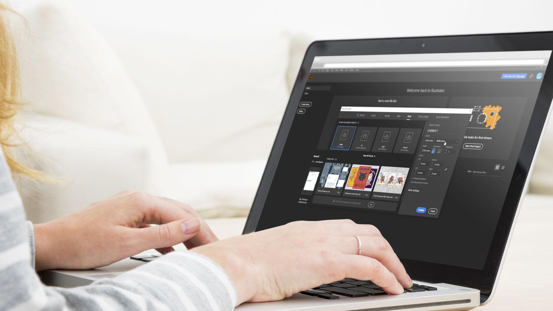 Видео мастер-класс: «Создаем новый файл для макета»