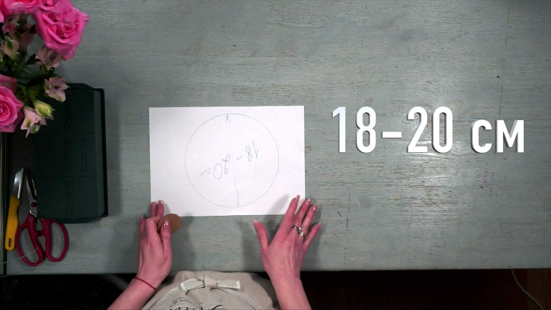 Видео мастер-класс «Как правильно рассчитать цветы для свадебного букета иоформления»