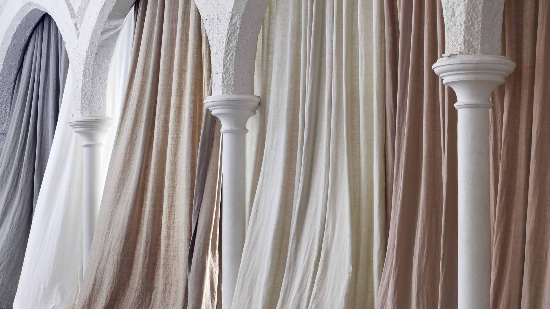 Видеоурок «Портьерные ткани вдекоре»