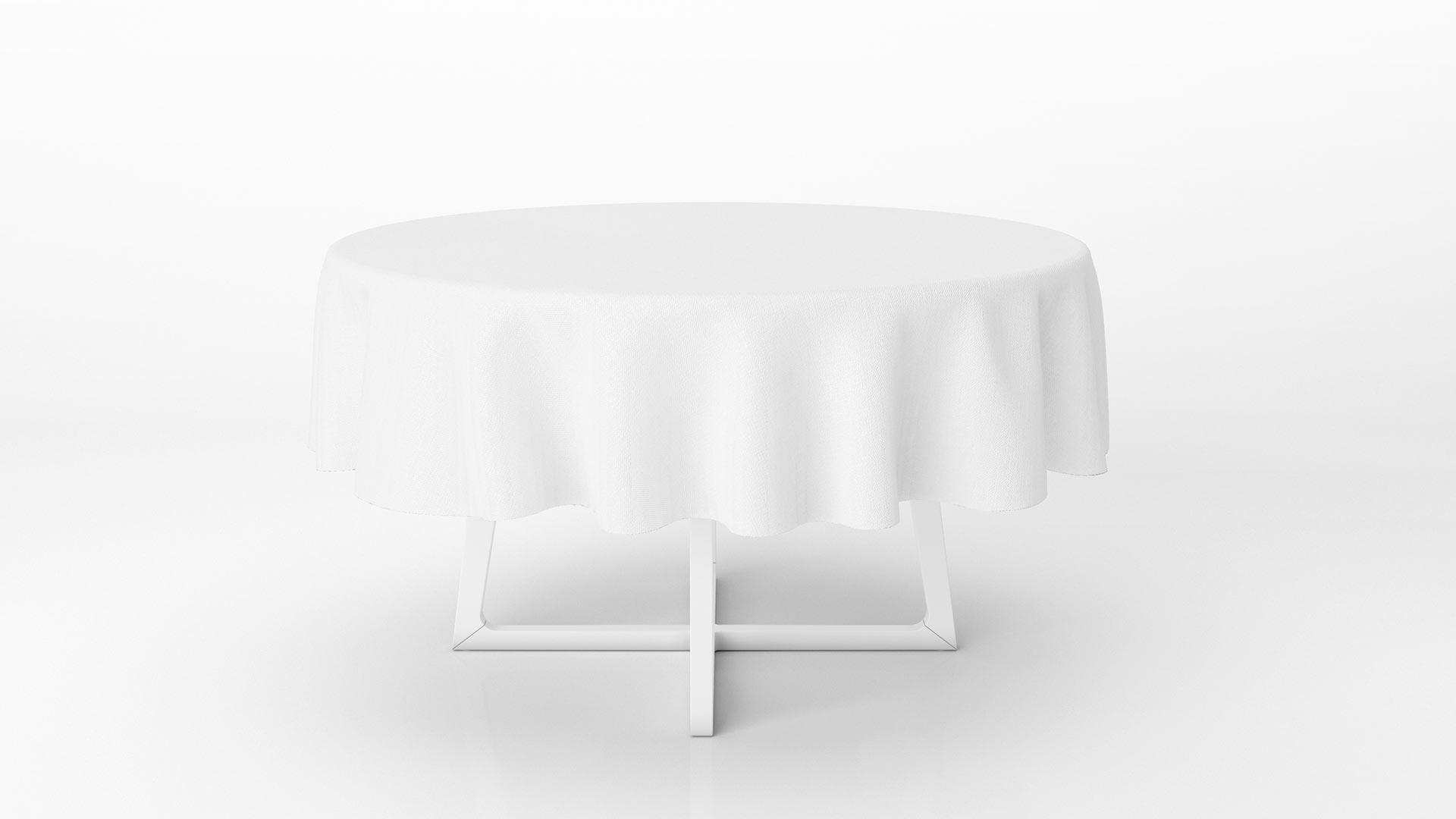 Как рисовать круглый стол вперспективе