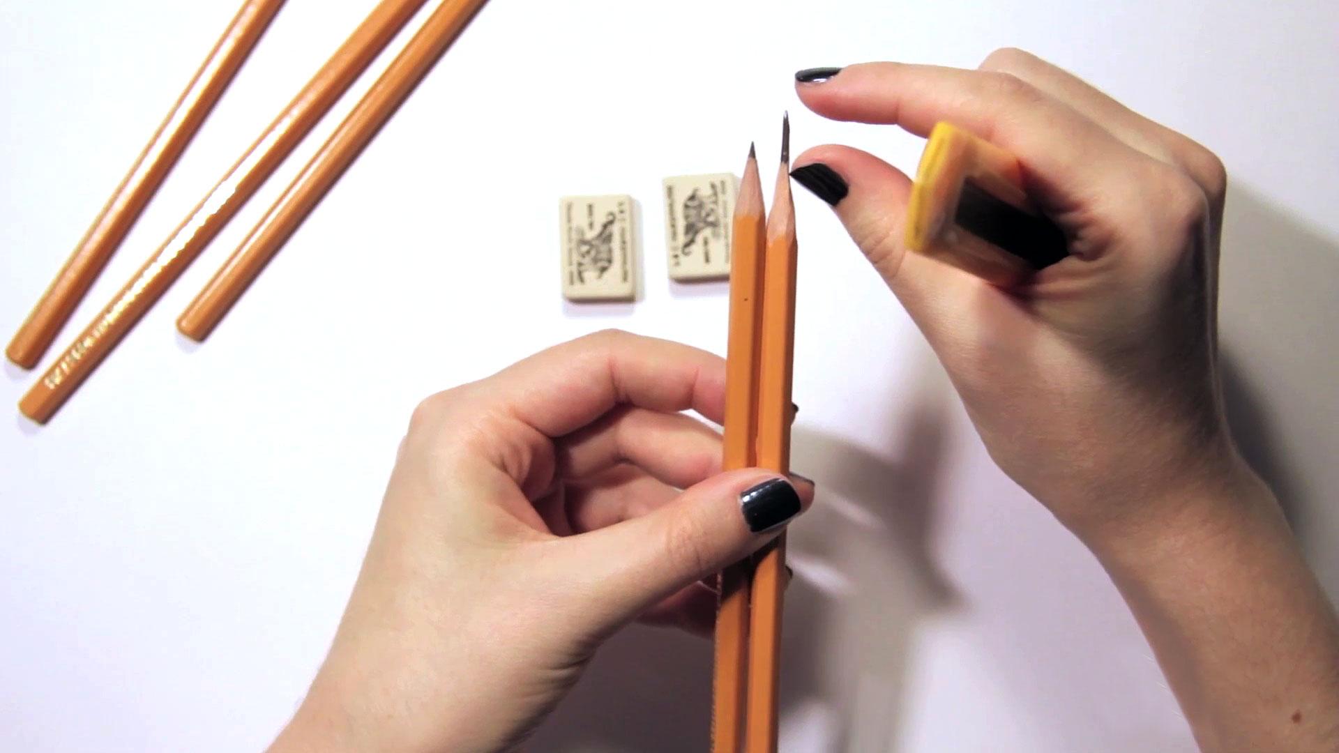 Обзор материалов для карандашного эскиза декора