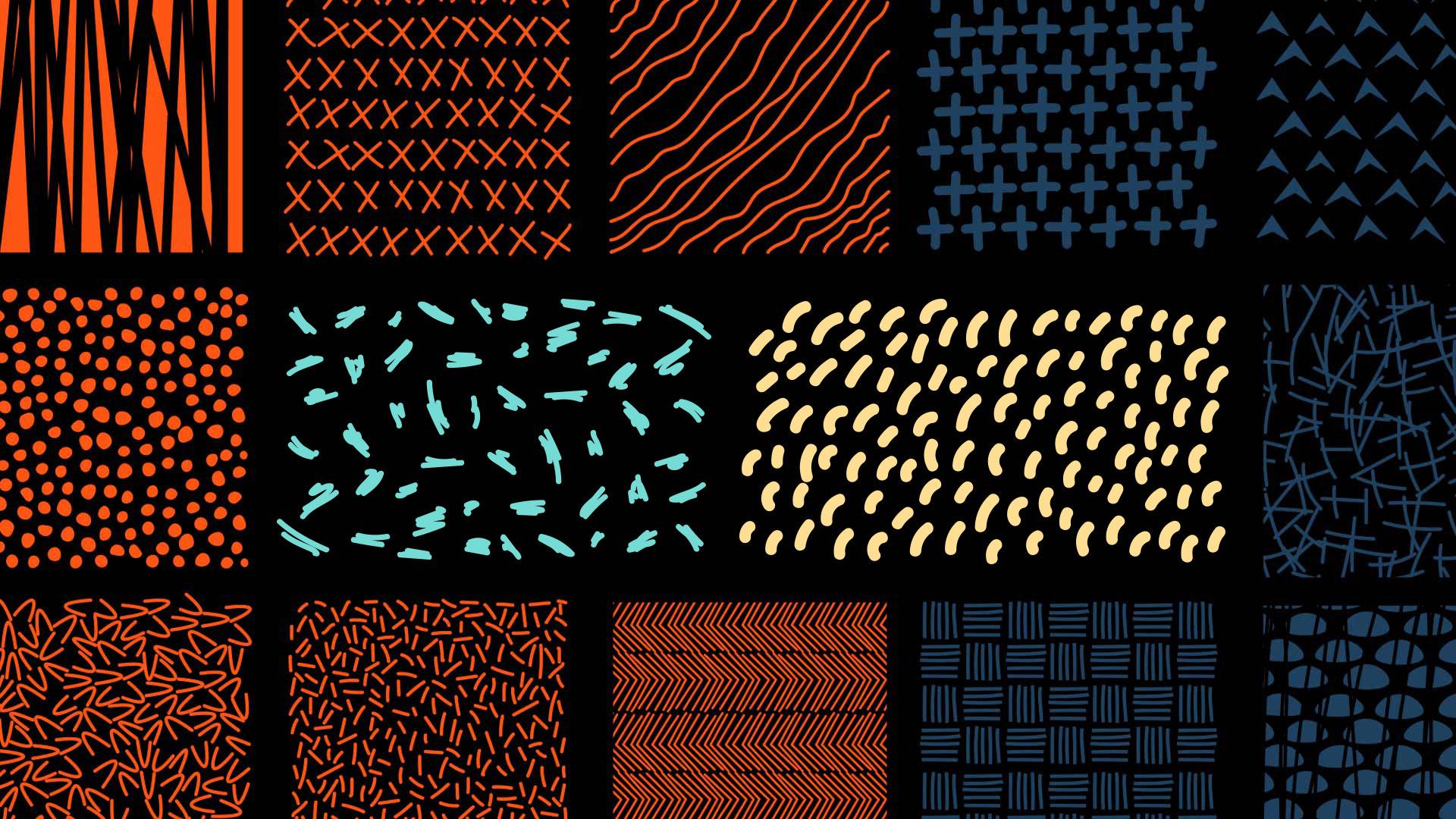 Текстура ифактура вэскизах декора